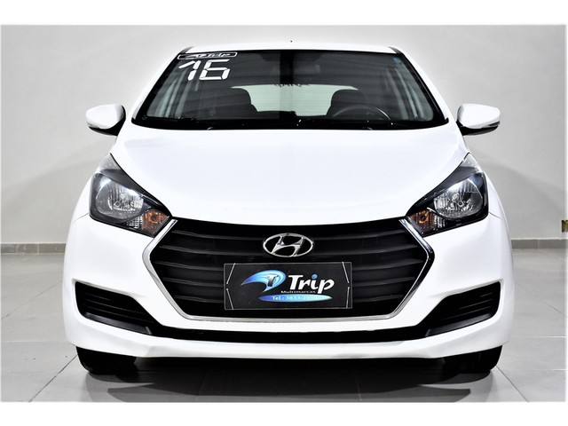 Hyundai Hb20 2016 1.6 comfort plus 16v flex 4p automático