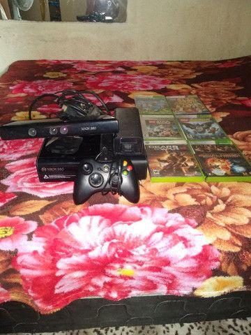 Xbox360 bloqueado em perfeito estado - Foto 2