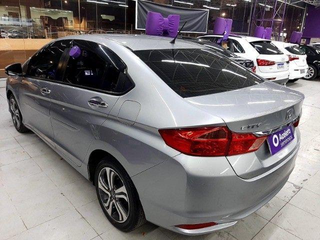 City Sedan Ex 1.5 Flex 16v 4P Automático. - Foto 4