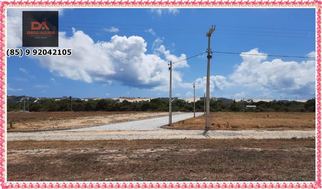 Parque Ageu Galdino Loteamento no Eusébio ¨%$ - Foto 8