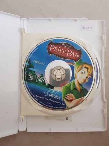 Dvd Peter Pan Edição Platinum 2010  - Foto 2