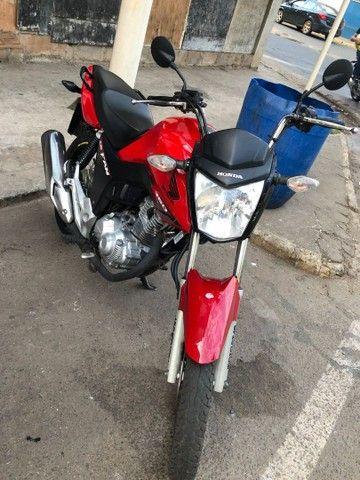 Vendo. Moto 160 ano 2019 2019 - Foto 4