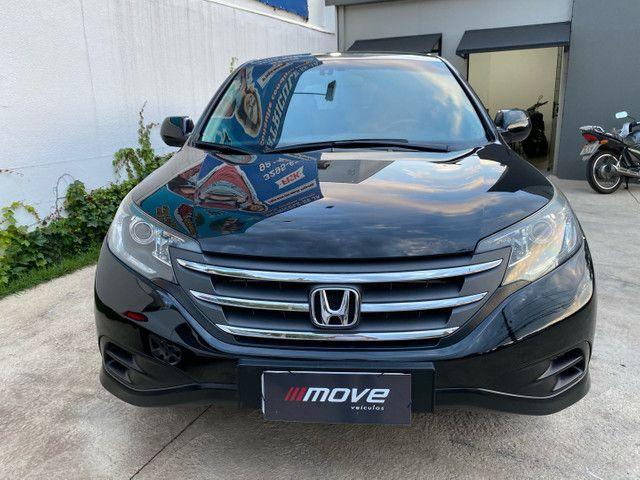 Honda CRV LX 2.0 FLEX Único dono. Linda. - Foto 4