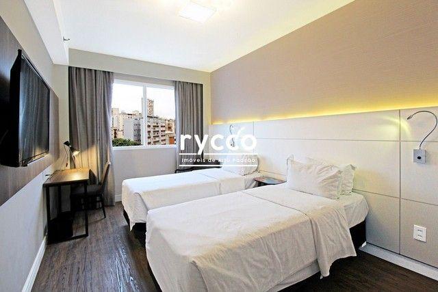01 dormitório mobilhado na Cidade Baixa