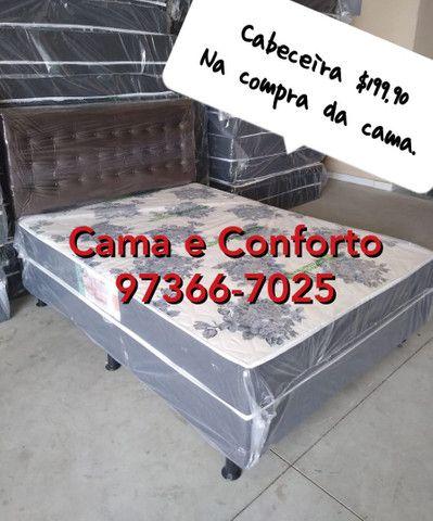 LOUCURA!!! Entrega Grátis!!! Cama Box a partir de $319,90!!!