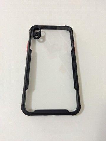 Capinha transparente para iPhone XR - Foto 2