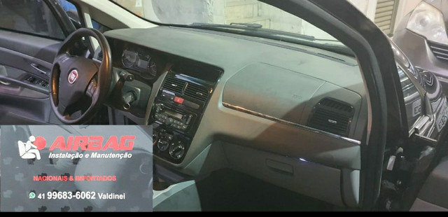 Kit Airbag Fiat Linea  - Foto 2