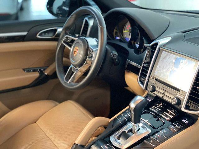 Porsche Cayenne S Platinum Ed e-hybrid 2018 leia o anúncio todo - Foto 5