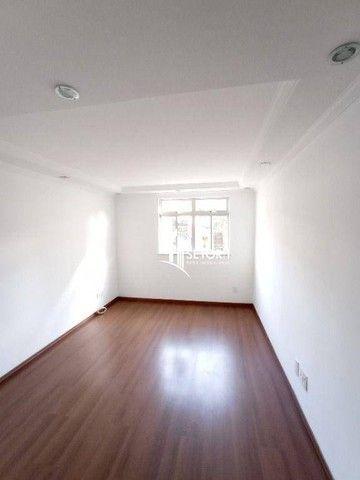 Apartamento com 3 quartos para alugar, 101 m² por R$ 1.100/mês - Mundo Novo - Juiz de Fora - Foto 3