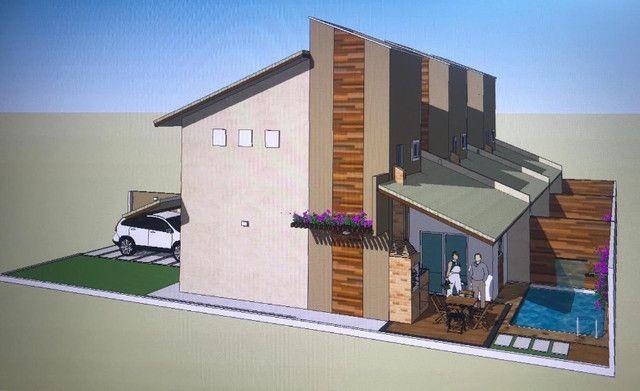 Duplex em construção no bairro Lagoa próximo ao centro de Paracuru - Foto 4