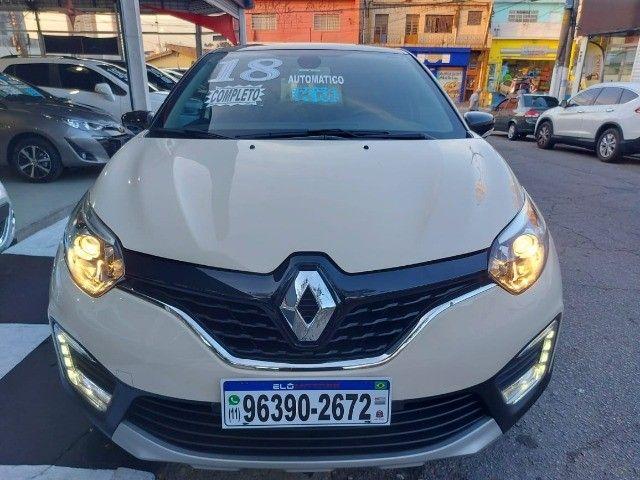 Renault Captur 2.0 Hi-Flex Intense Aut. 2018