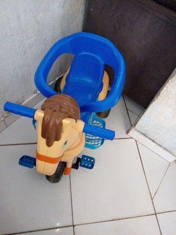 Motoca do cavalinho  - Foto 3