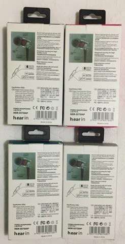 Fone de Ouvido Sony h.ear.in Produto Novo na Caixa - Foto 2