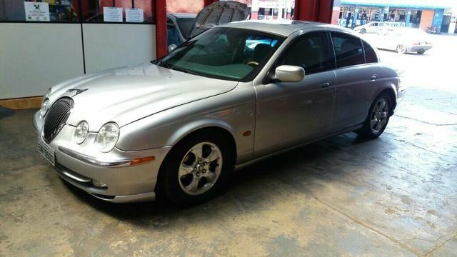 Jaguar Blindado S  Type