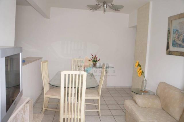 Apartamento com 2 dormitórios à venda, 70 m² por R$ 250.000,00 - Canto do Forte - Praia Gr - Foto 5