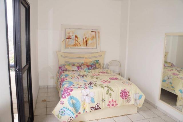 Apartamento com 2 dormitórios à venda, 70 m² por R$ 250.000,00 - Canto do Forte - Praia Gr - Foto 9