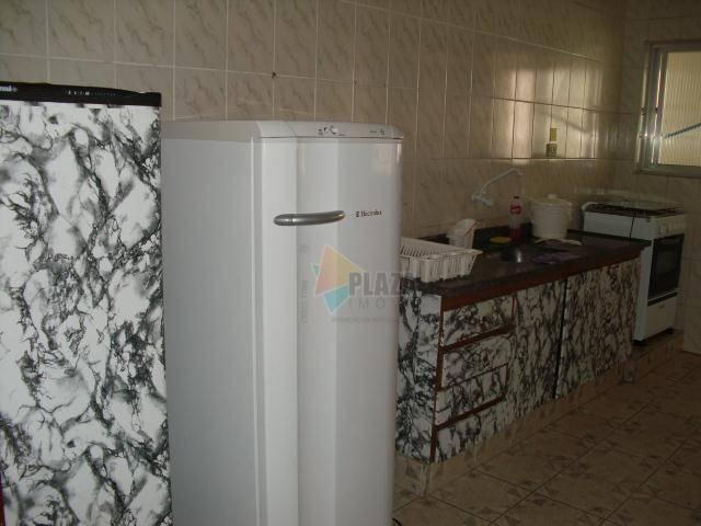 Apartamento para alugar, 90 m² por R$ 1.700,00/mês - Canto do Forte - Praia Grande/SP - Foto 5