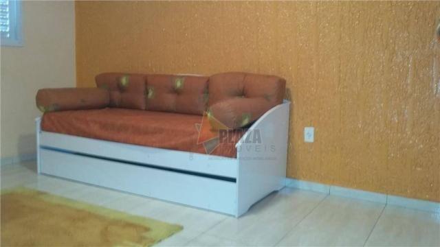 Apartamento para alugar, 141 m² por r$ 3.500,00/mês - canto do forte - praia grande/sp - Foto 8