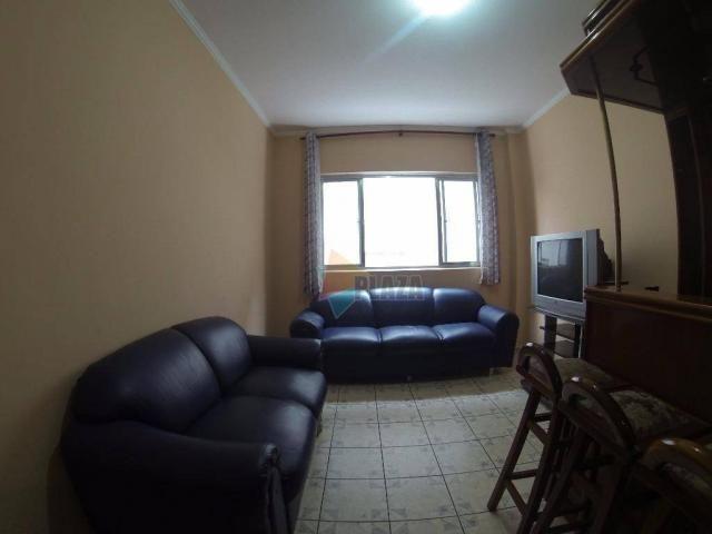 Apartamento para alugar, 90 m² por R$ 1.700,00/mês - Canto do Forte - Praia Grande/SP - Foto 20