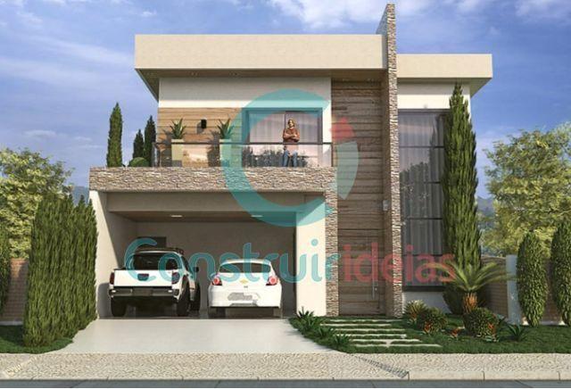 Terras Alphaville em Eusébio - Construímos e financiamos a construção pela Caixa