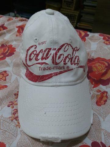 Boné original Coca Cola