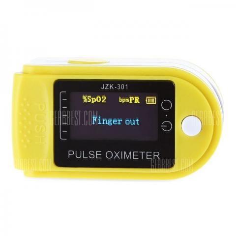 Oximetro Digital, pulso, Ponta de Dedo