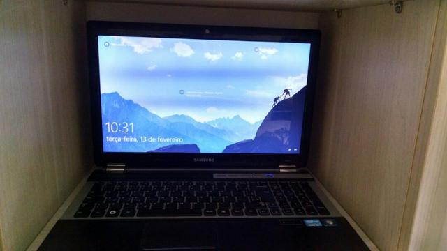 Notebook Samsung RF511SD6 i5 8GB 1TB 15,6