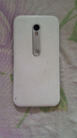 Celular. Moto g 3