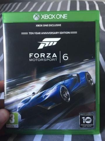 Forza 6 xbox one