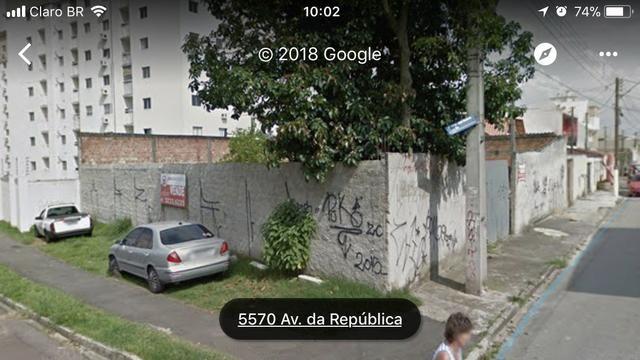 Terreno bairro Guaira