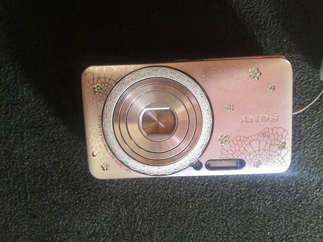 Câmera digital Sony DSC W570d 16.1MP