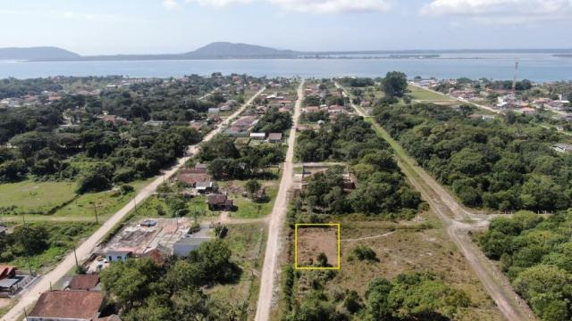 Terreno de esquina à venda em itapoá medindo 12 x 26 no total de 312 m² por r$ 58.000 - lo