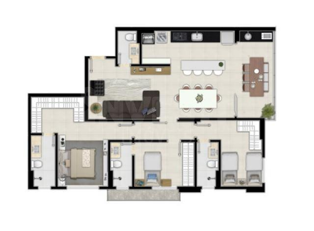 Apartamento à venda com 2 dormitórios em Setor marista, Goiânia cod:620868 - Foto 19
