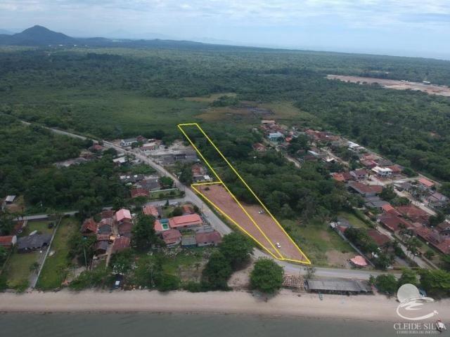 Area para locação em itapoá - Foto 2