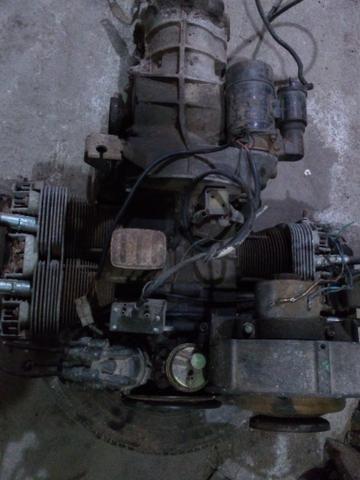 Motor de Fusca 1.6 álcool