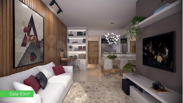 Apartamento à venda com 2 dormitórios em Serrinha, Goiânia cod:620871 - Foto 3