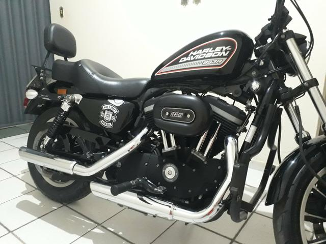 Harley Davidson XL 883 R - 2013 - Foto 2