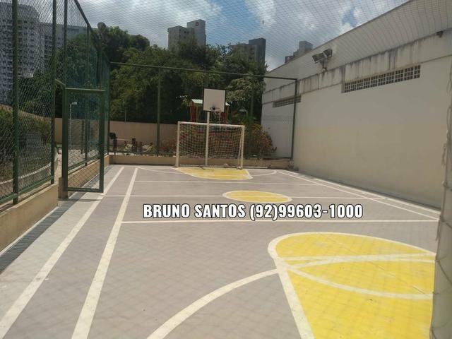 Family Morada do Sol / Aleixo. Pertinho do Adrianópolis. Apartamento com três quartos - Foto 10