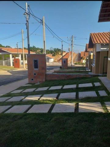 Casa em condom fechado a 5 min. da ponte Rio Negro/ Itbi Gratis/Entrada parcela - Foto 6