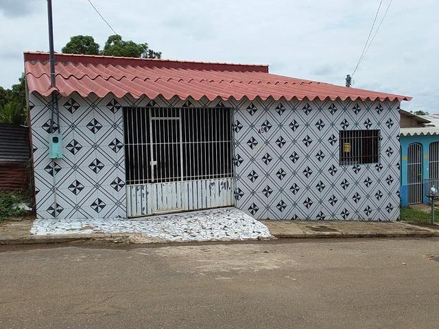 Vende casa motivo separação no Wanderley Dantas são dez cômodos - Foto 5
