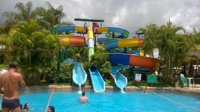Casa Estilo Bangalô em Condomínio Fechado Jardins da Lagoa em Caldas Novas - Foto 17