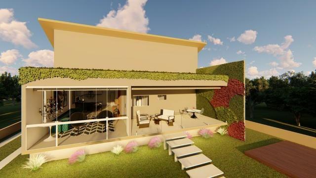 Parece irreal ! Casa nova no Mirante de Aldeia, 4 suites, 258 m2 , terr. 1.000 m2 - Foto 2