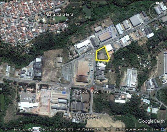 Galpão/depósito/armazém para alugar com 0 dormitórios em Civit i, Serra cod:60082084