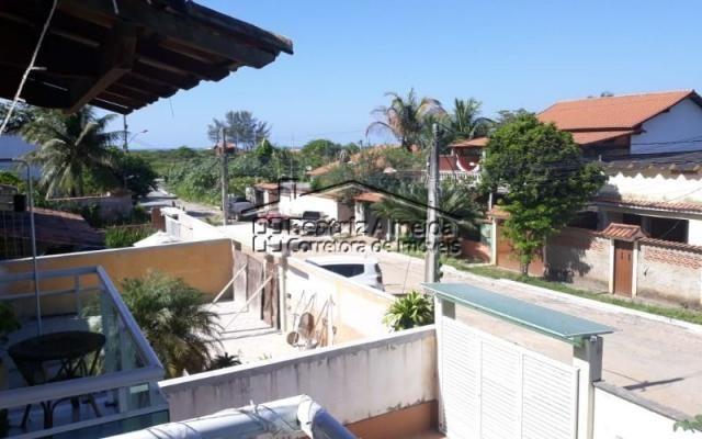 Casa duplex de 3 quartos, sendo 2 suítes, no São Bento da Lagoa - Foto 5