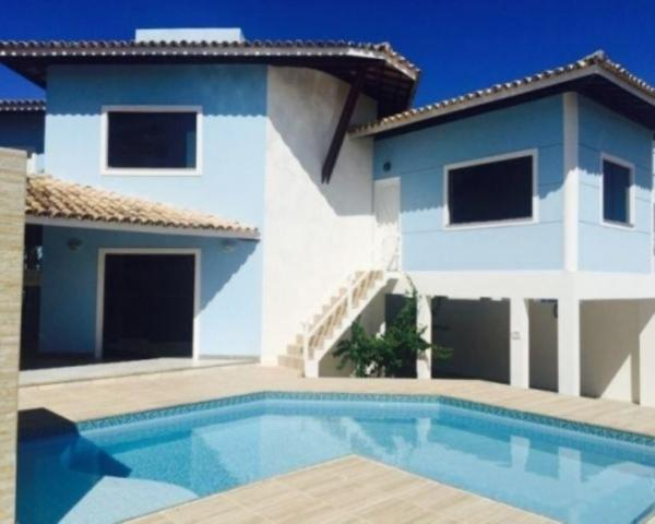 Casa para alugar com 4 dormitórios em Priscila dutra, Lauro de freitas cod:AK301