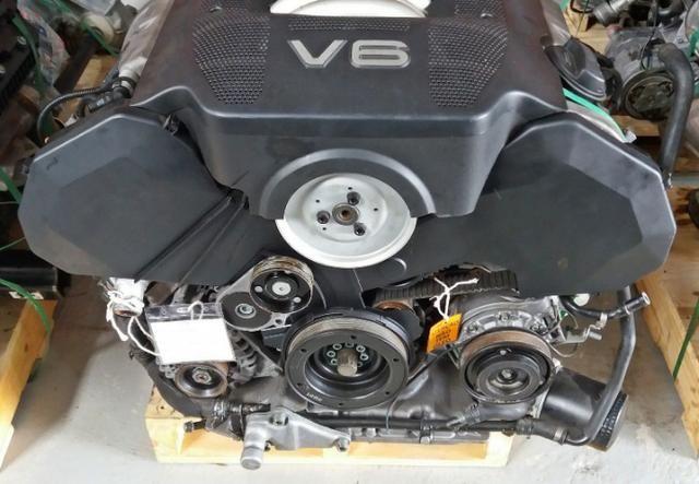 Motor Com Câmbio Audi A6 2.8 Com Garantia E Nota - Foto 2