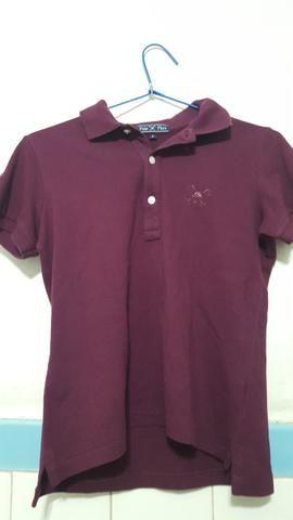 26c81a6c0c4f2 Camiseta Polo play - Roupas e calçados - Mooca