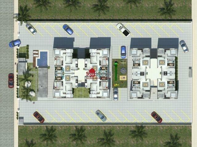 Apartamentos no Eusébio 2 e 3 quartos - Foto 7
