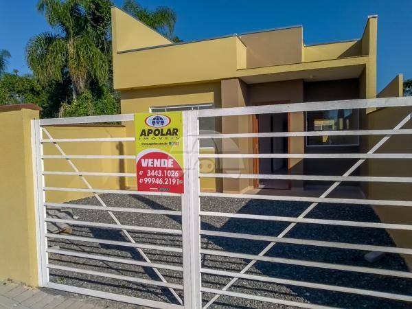 Casa à venda com 2 dormitórios em Balneário itapema do saí i, Itapoá cod:149408