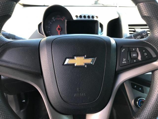 Chevrolet Sonic 1.6 FLEX LTZ MANUAL - Foto 9